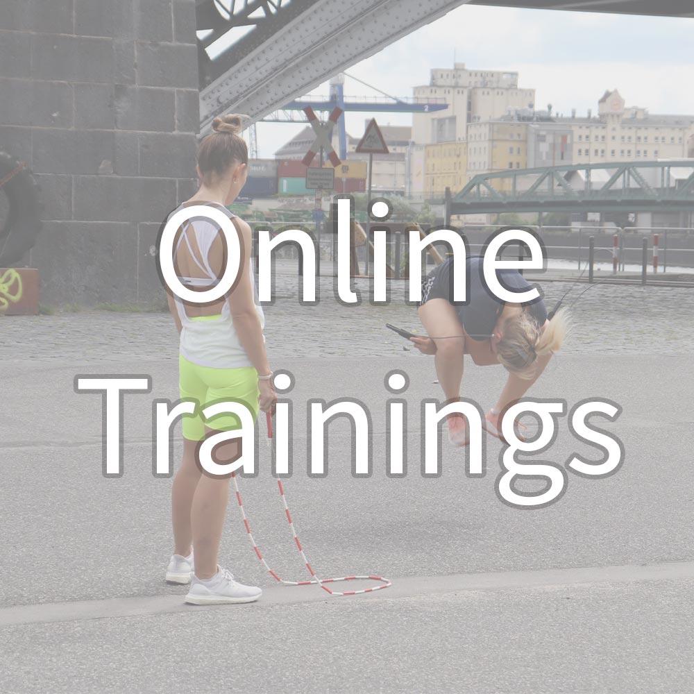 Online Trainings mit Mira Waterkotte - jetzt informieren
