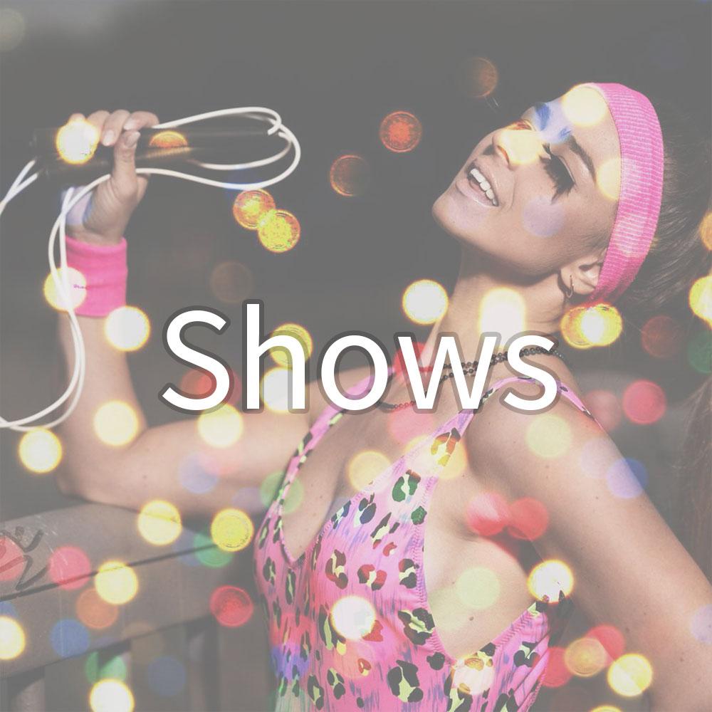 Atemberaubende Shows von Mira Waterkotte - jetzt informieren
