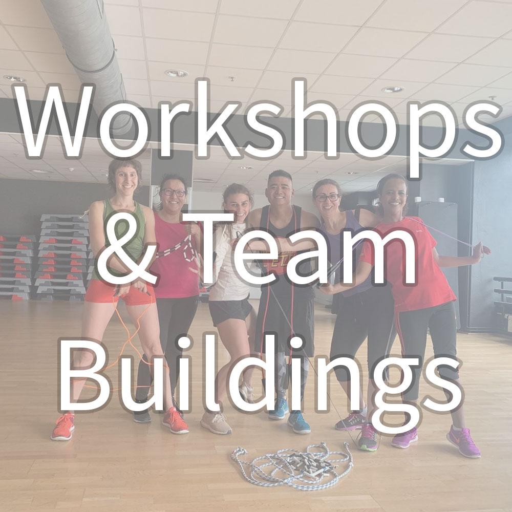 Workshops und Team Buildings mit Mira Waterkotte - jetzt informieren